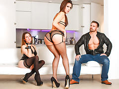 Samia Duarte,Samantha Bentley,Billy King in Pretty Little Playthings Scene Scene tube porn video