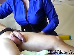Diaper Wetting and Milking tube porn video