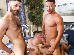 Mario Costa & Tommy Defendi & Braxton Smith in Top Affair Part 3 Video tube porn video