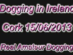 Bareback dogging groupsex in ireland tube porn video