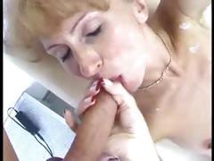 Cum Dumpster MILF tube porn video
