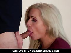 familyStrokes - MILF Fucks Step-Son for Revenge tube porn video