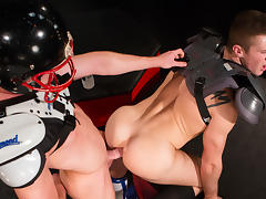 Connor Kline & Josh Bangs in Get Your Ass In Gear! Part 2 Video tube porn video
