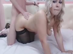 My Slutty and Filthy Babe with Nice Ass gets Drilled tube porn video