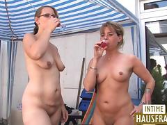 Lesbentreff bei Sylvia tube porn video