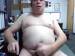 really sexy and horny grandpa cum on cam tube porn video