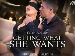 London Keys & Mick Blue in Getting What She Wants Video tube porn video