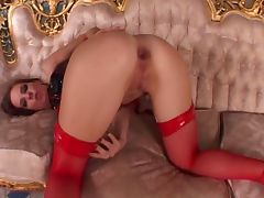 Evelyn Foxy 100 percent Pure Anal No Pussy tube porn video