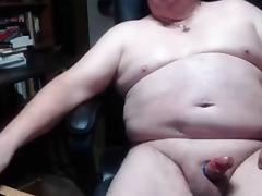 grandpa play on cam (no cum) tube porn video