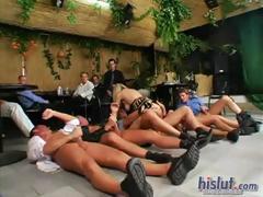 Anastazie was super horny tube porn video