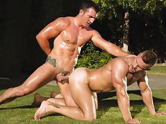 Heatstroke XXX Video: Landon Conrad, Jimmy Durano tube porn video