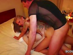 German MILF Mother Fuck Again At Privat Gangbang tube porn video