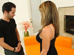 Seduced by a Cougar Kristal Summers tube porn video