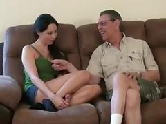 Weekend at Grandpas tube porn video