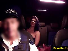Cumswallowing british detainee fucked by cop tube porn video