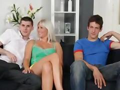 Bisexual Threesome - #6 tube porn video