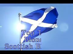 Best Blonde Scottish Blowjobs Compilation tube porn video