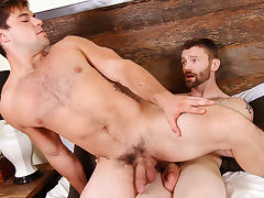 Aspen & Dennis West The In-Laws Part 2 - Str8ToGay tube porn video