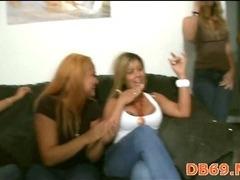 Girls go crazy tube porn video