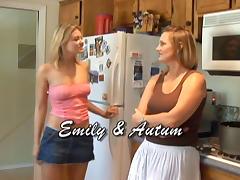 Autum Moon in Lesbian Seductions #08, Scene #01 tube porn video