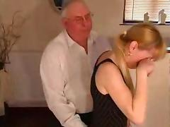She get's a caning tube porn video