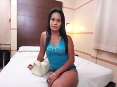 Hooker from the philippines fucked tube porn video