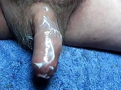 Cock with ping pong ball - four videos tube porn video