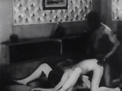 interracial x3 - circa 50s tube porn video
