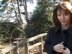 Beautiful Japanese brunette has her pussy licked and returns the favor tube porn video
