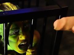 Alien blowjob anal full clip in description tube porn video