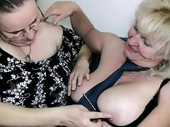 OldNanny Old Granny and fat Mature tube porn video