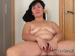 Yulya in Masturbation Movie - AtkHairy tube porn video