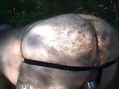 Earning the Fisting merit badge at camp tube porn video