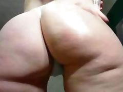 Super fat ass bounces for you tube porn video