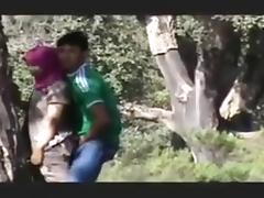 Arab Couple Caught In Garden tube porn video