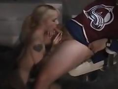 Suck and fuck on a boat tube porn video