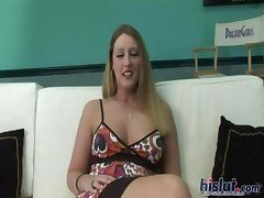 Amber is hot to trot tube porn video