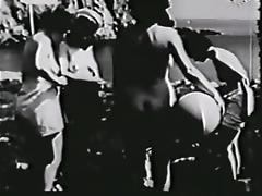 nautical nudes - circa 40s tube porn video