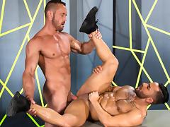 Bruno Bernal & Myles Landon in Dicklicious, Scene 02 - RagingStallion tube porn video