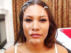 Mena Li in Mena Gets Face Blasted! - FacialsForever tube porn video