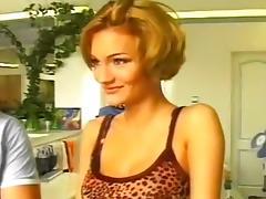 Perfect Latina Blonde adult performance tube porn video
