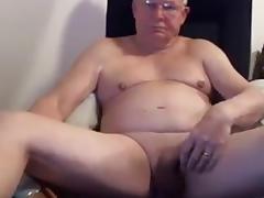 Grandpa stroke on cam 5 tube porn video