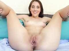 Nickey Huntsman in Oil And Yoga  - POVD tube porn video