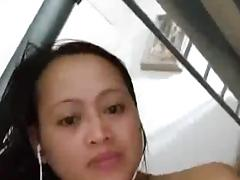 Filipina horny girl masturbating on cam tube porn video
