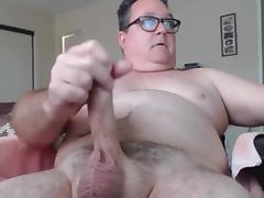Dad making jizz tube porn video