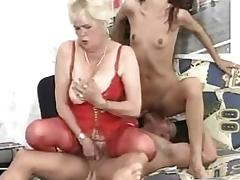mature trio tube porn video