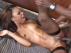 Hottest pornstar Marie Luv in exotic black and ebony, facial xxx clip tube porn video