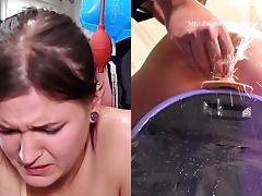 Sypian Enema Experiment tube porn video