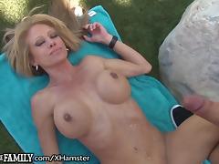 Horny Cougar has Pervy Young Fantasies tube porn video