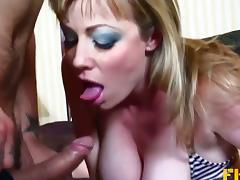 All that MILF needs is a dose of the hardcore anal drilling tube porn video